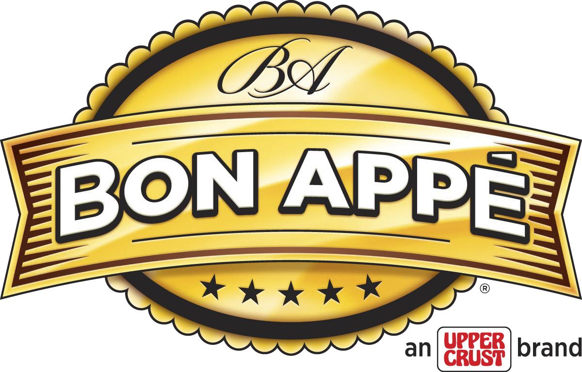 Bon Appe´ an Upper Crust brand logo CMYK copy