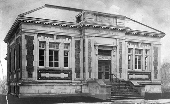 Carnegie  facade photo