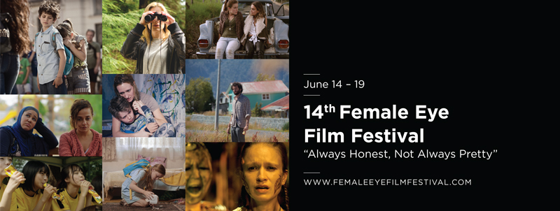 Female Eye Film Festival slider
