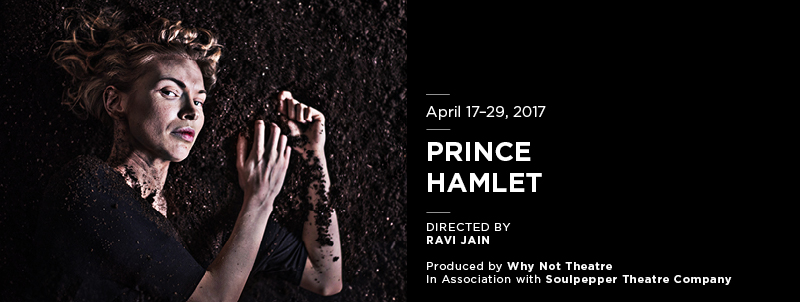 Prince Hamlet Why Not Theatre