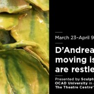 D'Andrea Bowie moving islands are restless at The Theatre Centre