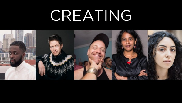 The Theatre Centre Creating
